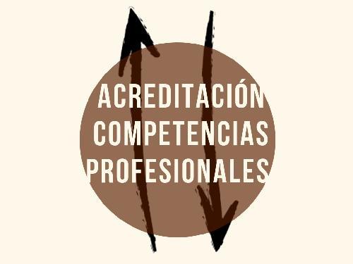 4. Acreditación de Competencias profesionales