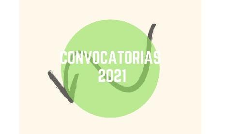Convocatorias 2021