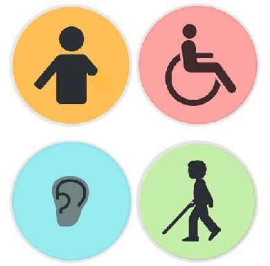 Orientación para personas con discapacidad